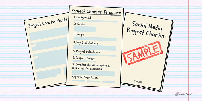 Check Out Our Project Charter Toolkit Casual Pm Blog